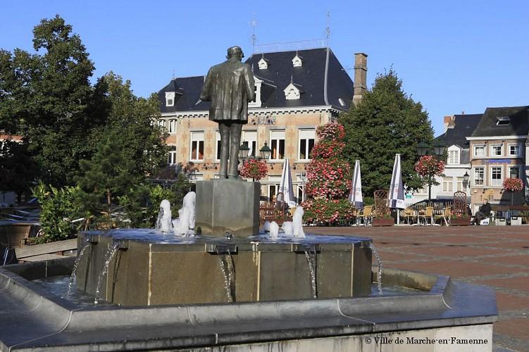Place Roi Albert