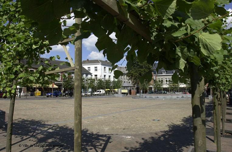 Place aux Foires