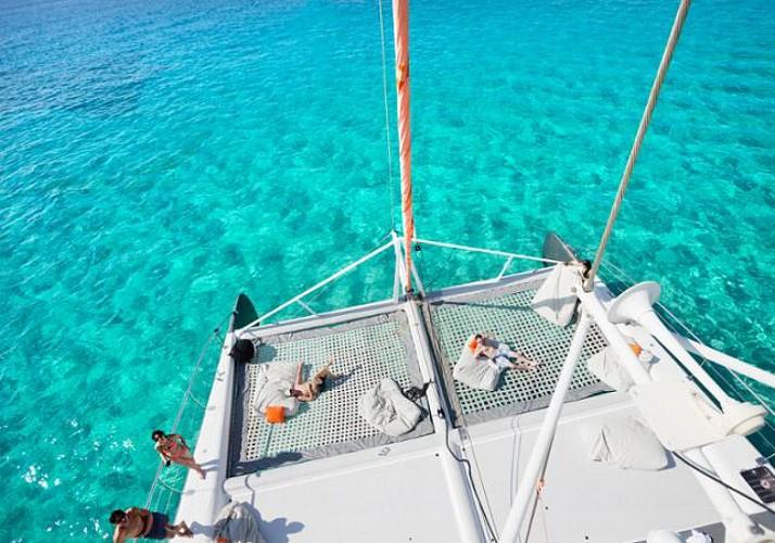 Catamaran Cruise in the Bay of Palma