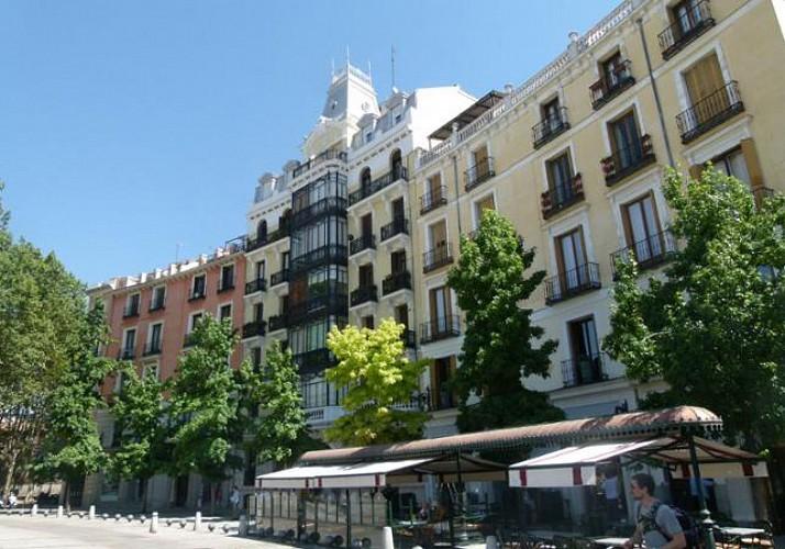 L'essentiel de Madrid en segway – tour privé en français