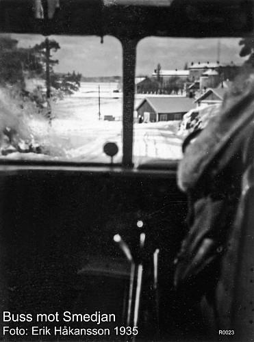 KULTURVANDRING RINDÖ   -   3  Färja, buss och varv