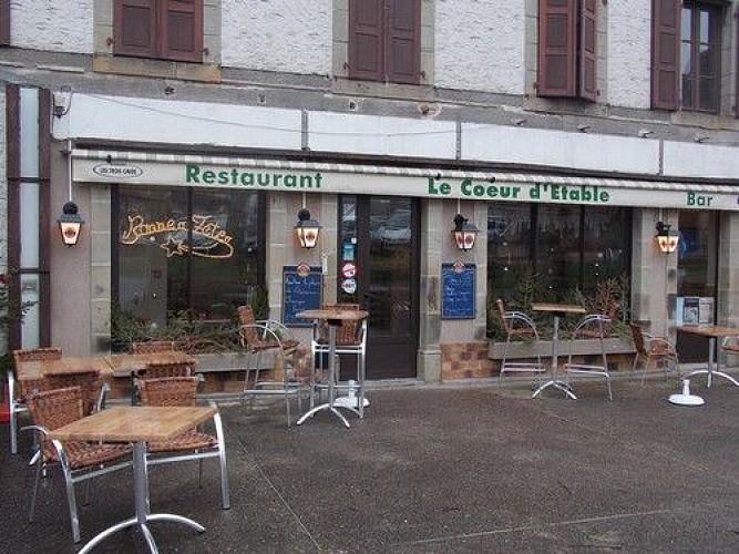 Restaurant Le Coeur d'Etable