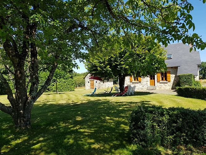 Location Gîtes de France - SAINT SORNIN LAVOLPS - 4 personnes - Réf : 19G3034