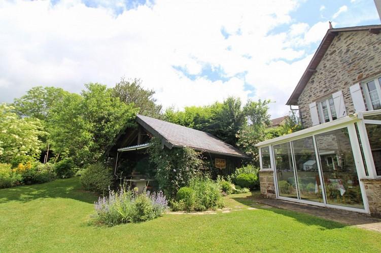 Gîtes de France Côté jardin