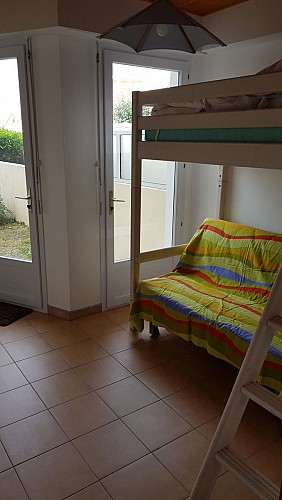 APPARTEMENT 5 PERSONNES APPATHO