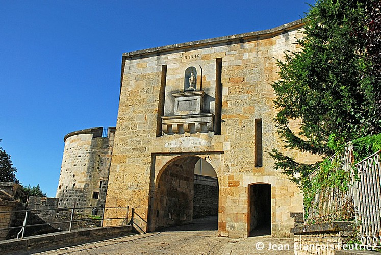 Porte Henri IV