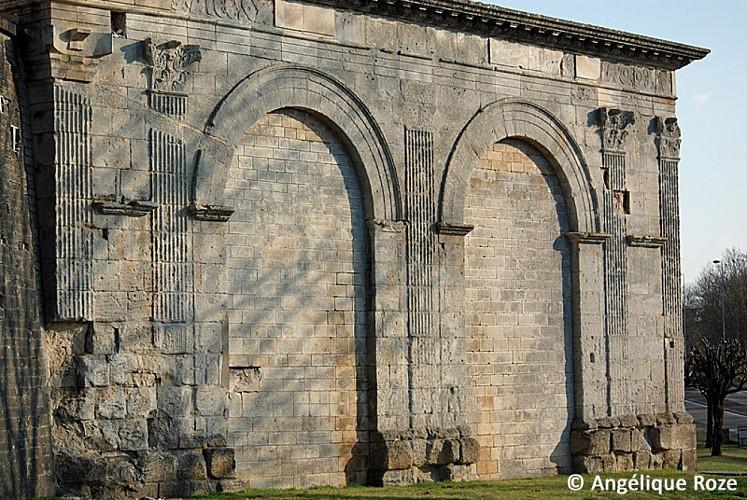Porte gallo-romain