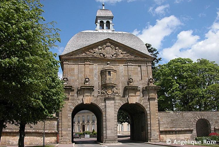 Départ - Office de Tourisme du Pays de Langres