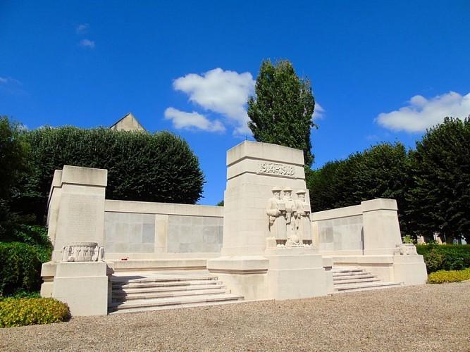Mémorial britannique de Soissons