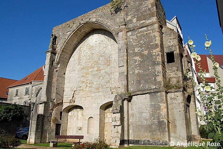 Ancienne chapelle du couvent des Ursulines