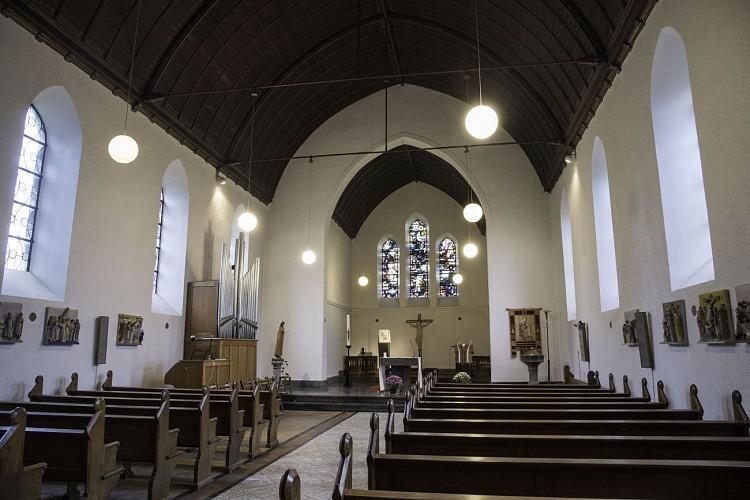 Eglise Saint-Antoine de Warempage
