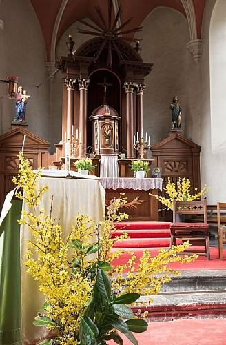 Chapelle Saint-Roch à Maboge