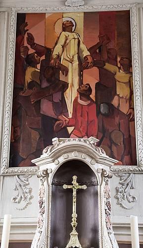 Eglise Saint-Lambert à Buisson