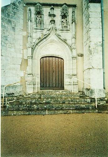 Eglise NOTRE-DAME (XVI°-XVII° s.)