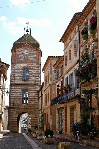 Auvillar - Plus beaux villages de France