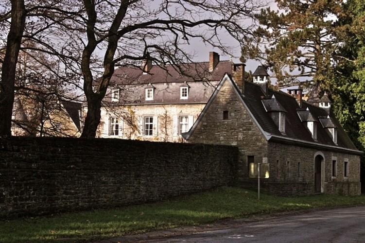 Château d'Evrehailles