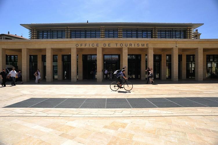 Office de Tourisme, Aix-en-Provence