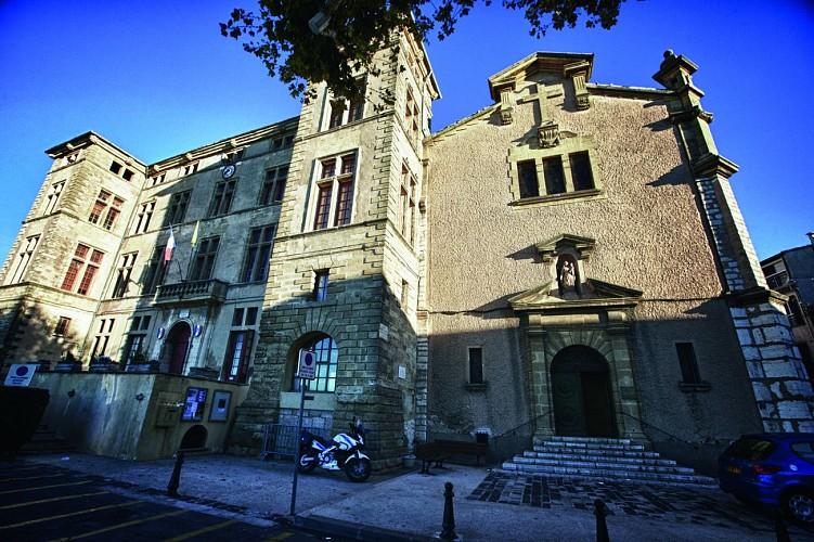 Eglise Saint-Julien,Eguilles