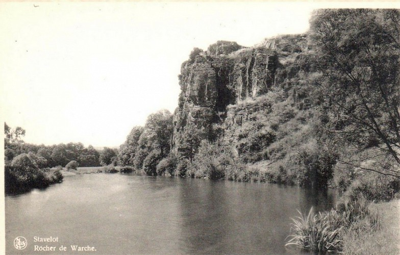 The Rock of Warche