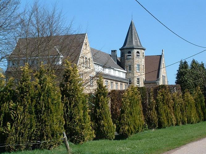 Monastère Saint-Remacle de Wavreumont