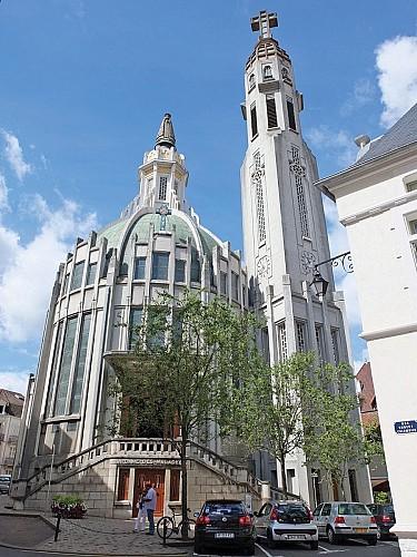 L'église Saint-Blaise et Notre-Dame-des-Malades