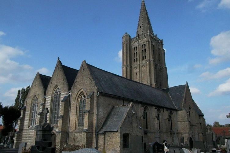 L'église Saint-Omer