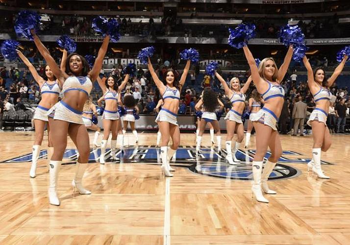 NBA - Orlando Magic match ticket at the Amway Center