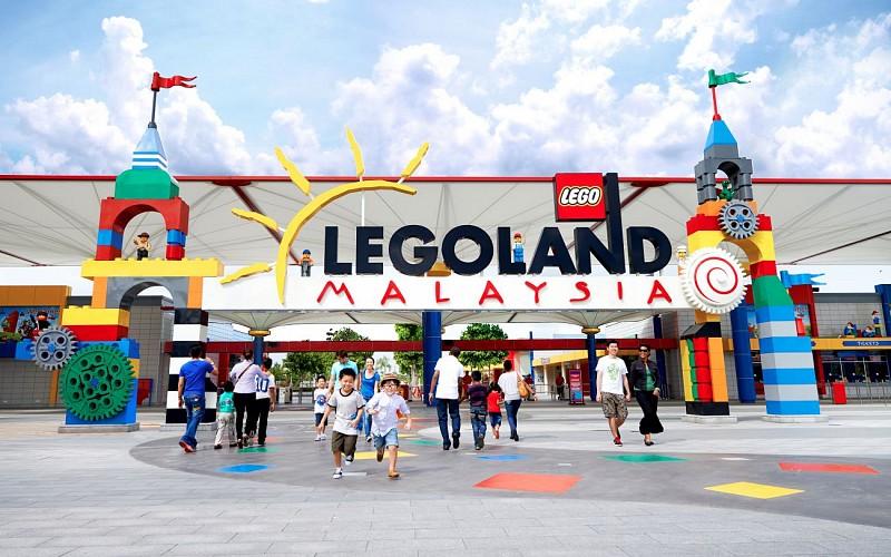 Legoland Malaysia Tickets