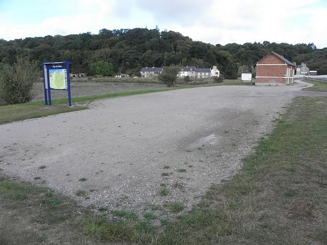Parking de Port à la Duc - Fréhel