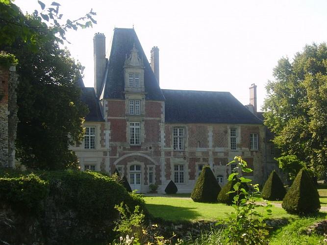 La château d'Esternay