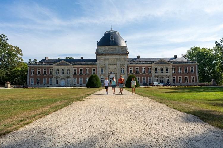 Château d'Hélécine