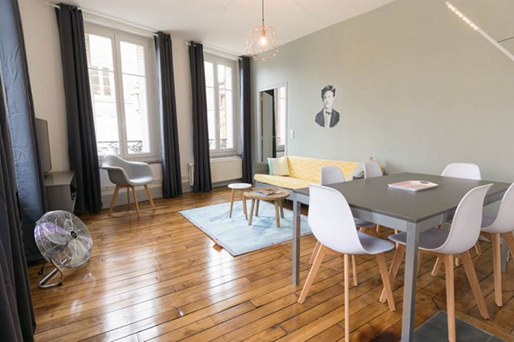 Gite - Rimbaud Suites