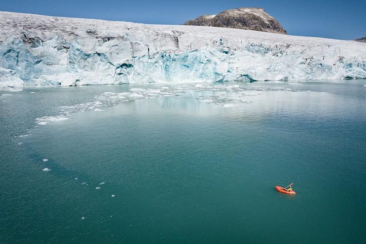 Front glaciaire du Jostedalsbreen