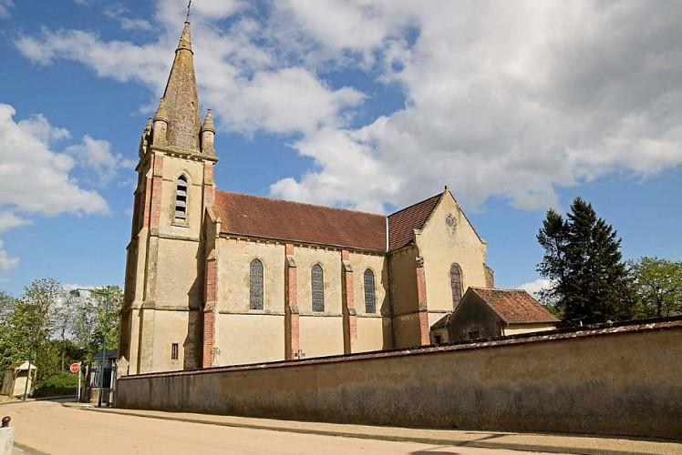 Combreux Eglise