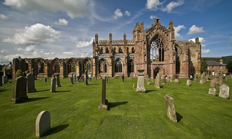 Excursion d'une journée à la Chapelle Rosslyn et frontières écossaises – au départ d'Edimbourg
