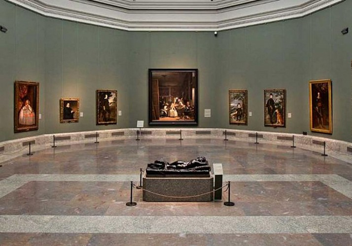 Private Guided Visit to the Prado Museum with Skip-the-line Ticket Included