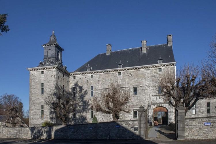 Le château de Harzé
