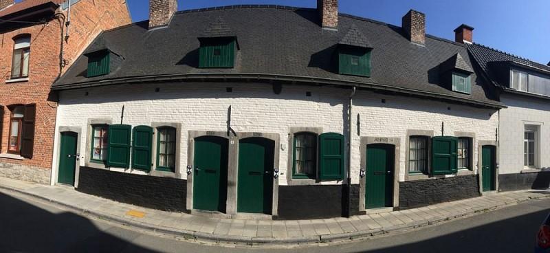 Une maison de l'ancien béguinage