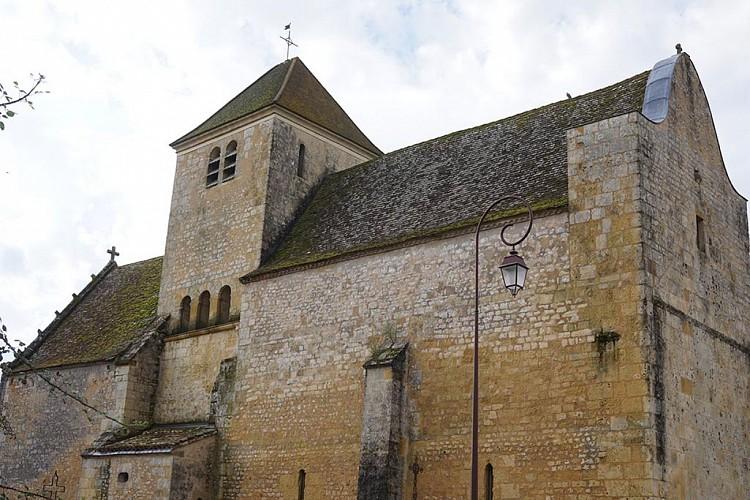 Église Ste Colombe de Lalinde