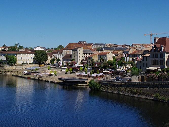 Quai Salvette de Bergerac