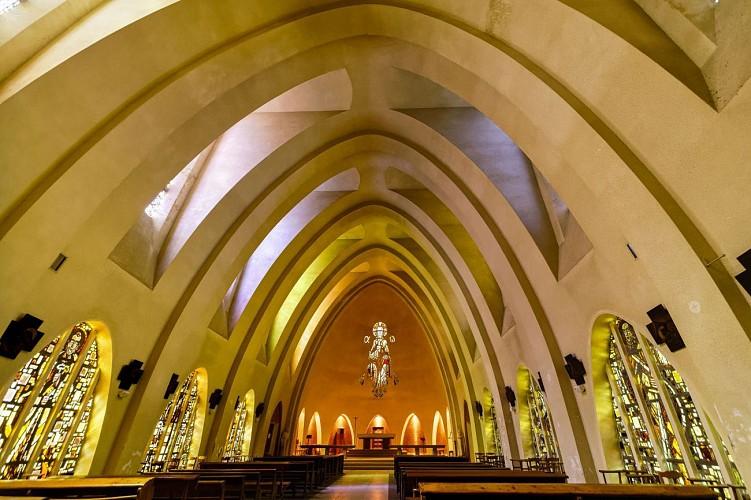 La chapelle des Oblats