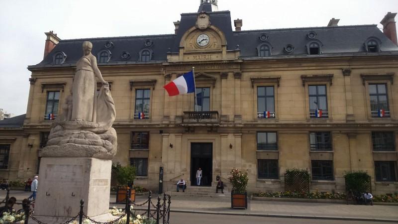 Rejoindre l'Hotel de Ville de Saint-Ouen