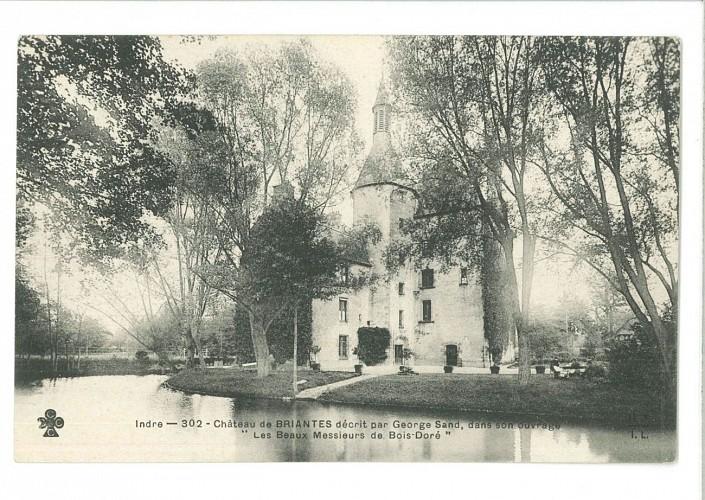 Château de Briantes