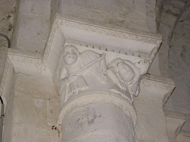 Prieuré de Saint-Hilaire-la-Croix
