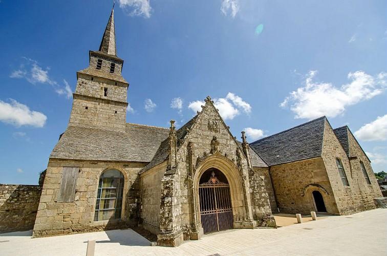 La chapelle Notre-Dame-du-Tertre