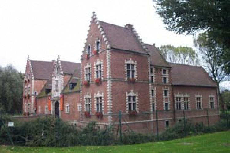 Le Château de Flers, Villeneuve-d'Ascq