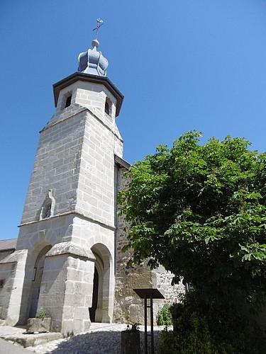 La chapelle de Charly
