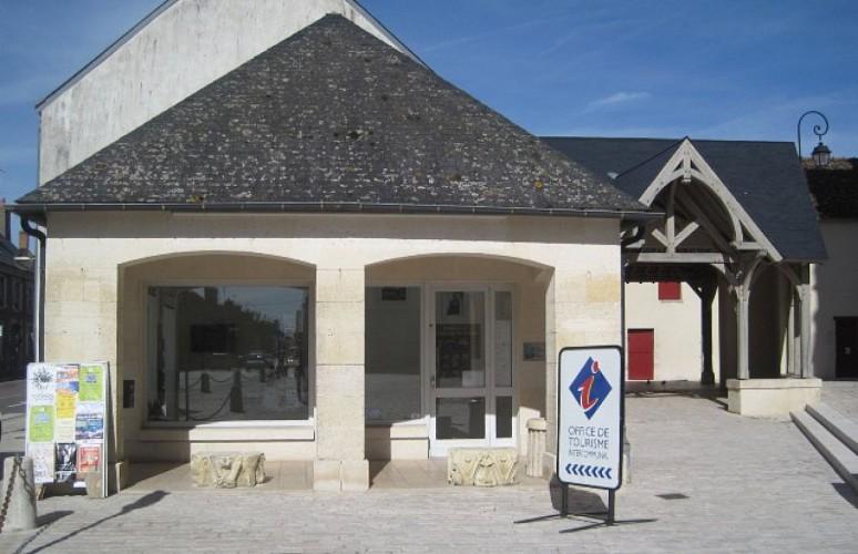 La Loire à vélo à Mareau aux Prés