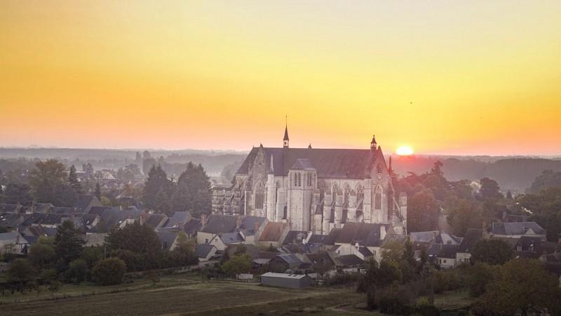 Le château de Mézières lez Cléry