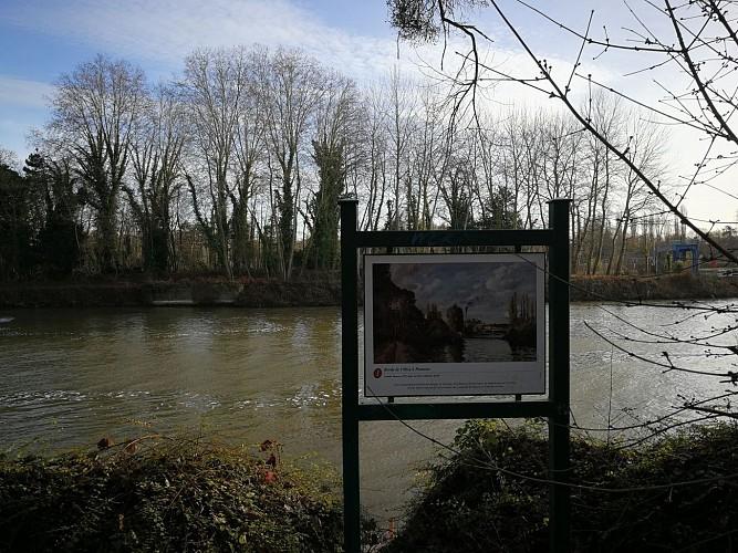 Bords de l'Oise à Pontoise